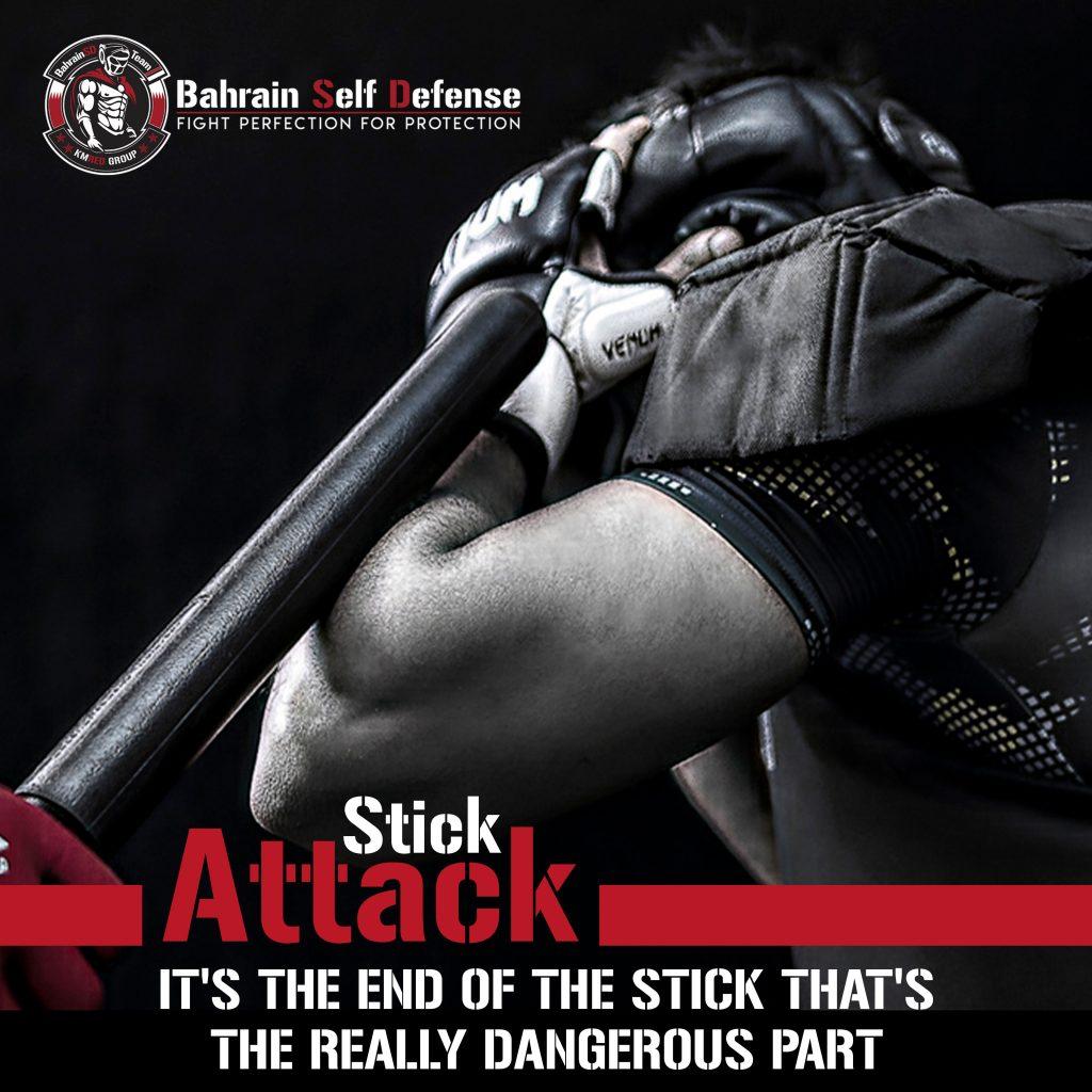 Stick Attack